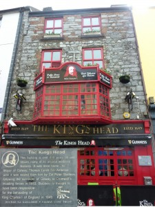 Galway : le King's Head