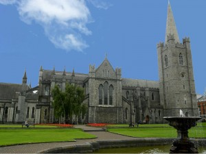 Dublin - St Patrick's Cathedral