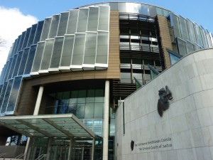 Dublin - Criminal Courts of Justice