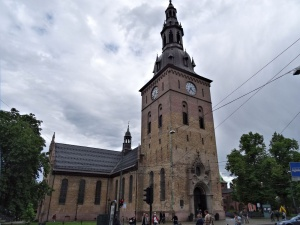 Oslo : cathedrale